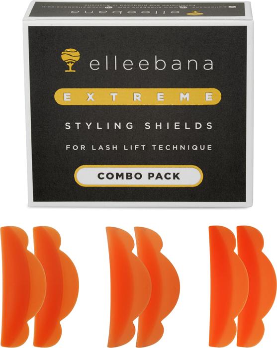 ELLEEBANA EXTREME STYLING SHIELDS