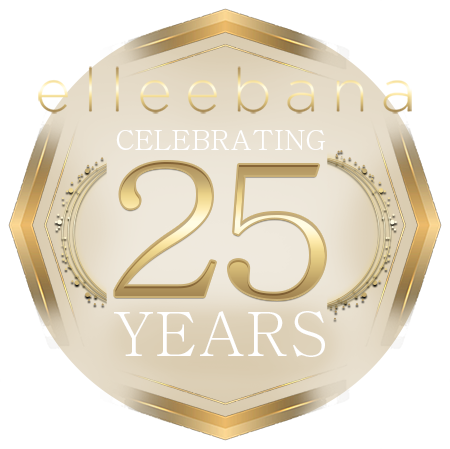 Elleebana Home Page Celebrating 25 Years